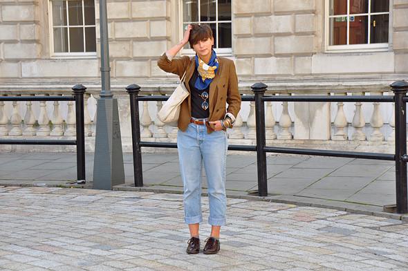 London Fashion Week: Уличный стиль, часть 3. Изображение № 17.