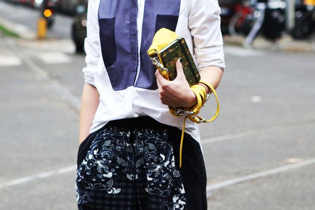 Streetstyle: Неделя моды в Милане. Изображение № 35.