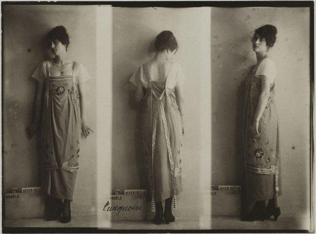 В Париже открылась выставка, посвященная моделям. Изображение № 8.
