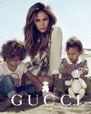 Кампания Gucci Children с Джейнифер Лопез. Изображение № 121.