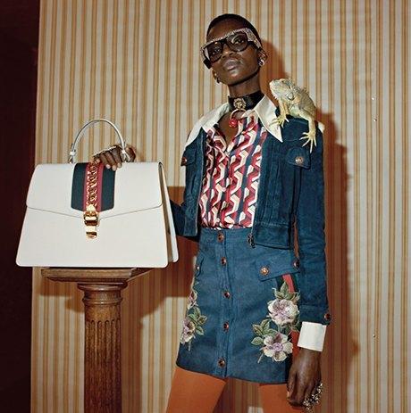 Танцуют все: Кампания Gucci, вдохновлённая 60-ми. Изображение № 17.