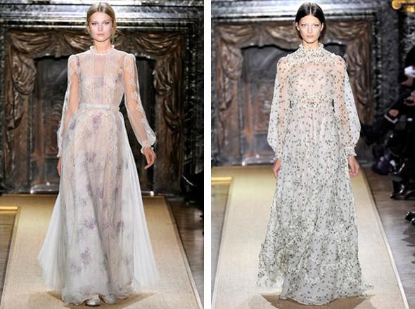 Valentino Spring 2012 Haute Couture . Изображение № 21.