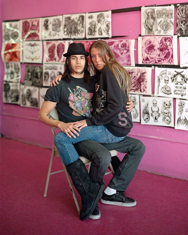Кибс и Бет, Лас-Вегас, Невада, 2012 . Изображение № 6.