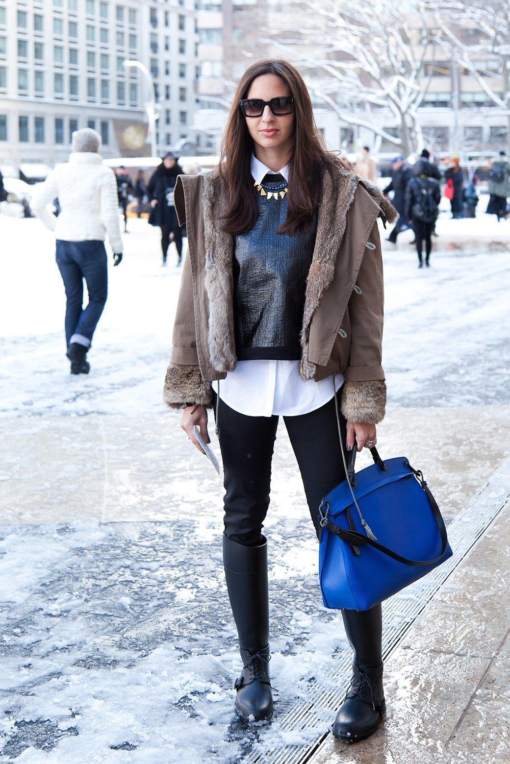Неделя моды в Нью-Йорке,  часть II. Изображение № 8.