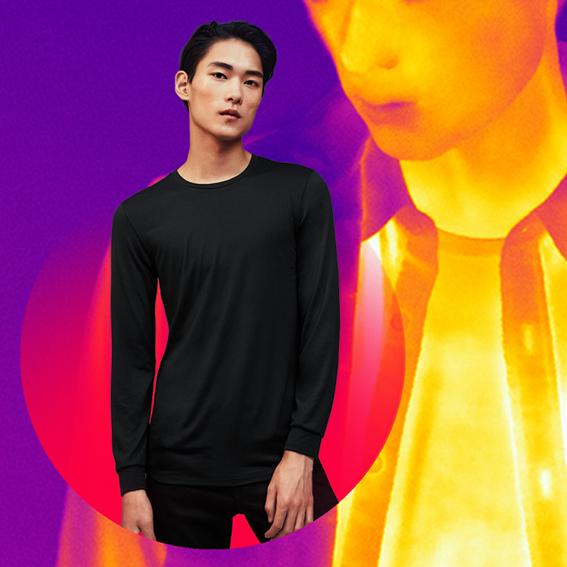 Uniqlo обменяет ненужные футболки на новые модели Heattech. Изображение № 2.