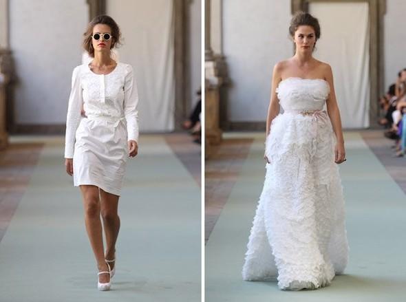 Показы Milan Fashion Week SS 2012: День 3. Изображение № 16.