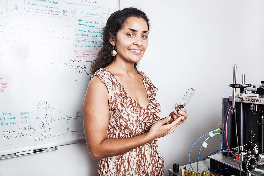 Главные женщины 2014 года в науке, бизнесе  и экономике. Изображение № 6.