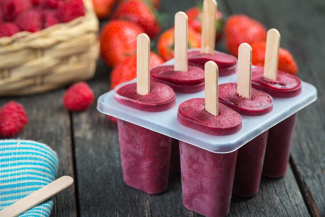 Быстрые ягодные  и фруктовые десерты: 10 рецептов. Изображение № 2.