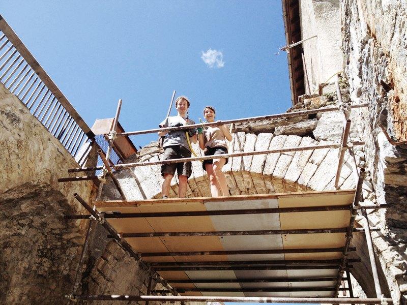 На высоте: Как поехать волонтером в Альпы  и отдохнуть с пользой . Изображение № 10.