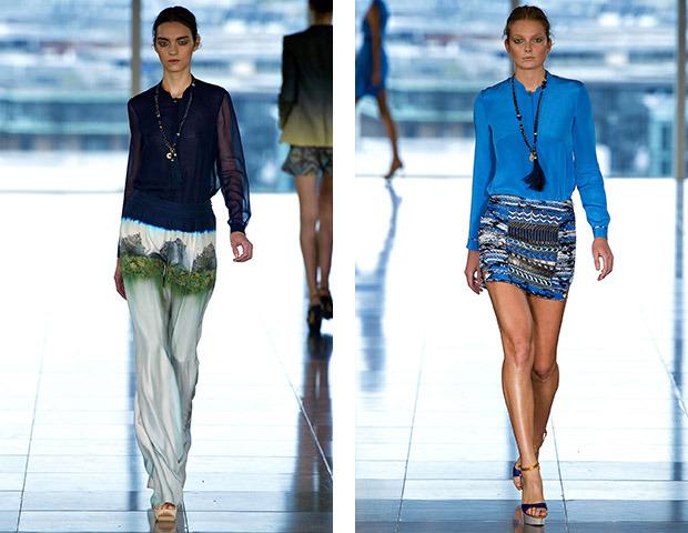 Неделя моды в Лондоне: Показы Acne, Mary Katrantzou, Vivienne Westwood и Philip Treacy. Изображение № 64.