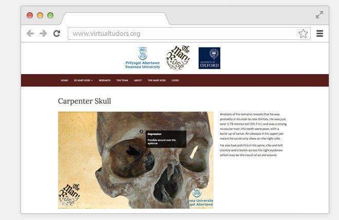 В закладки: 3D-модели одежды, предметов  и останков XVI века. Изображение № 1.