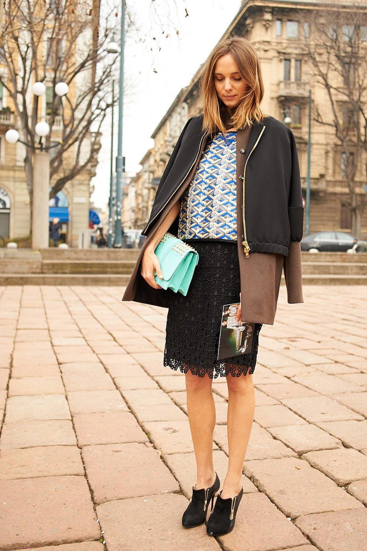 Стритстайл: Неделя моды в Милане,  часть III. Изображение № 30.