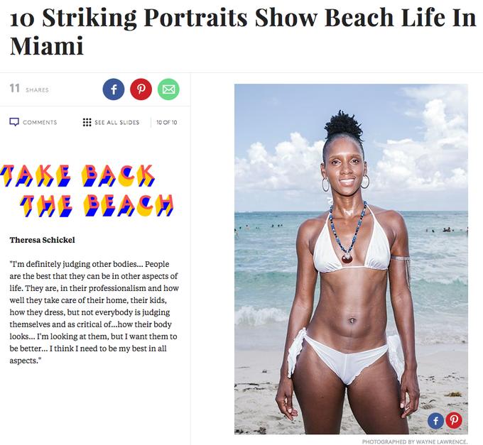 13 женщин показали свое настоящее «пляжное тело». Изображение № 4.