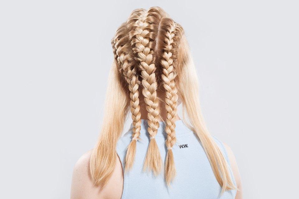 5 высоких летних причесок для длинных волос. Изображение № 5.