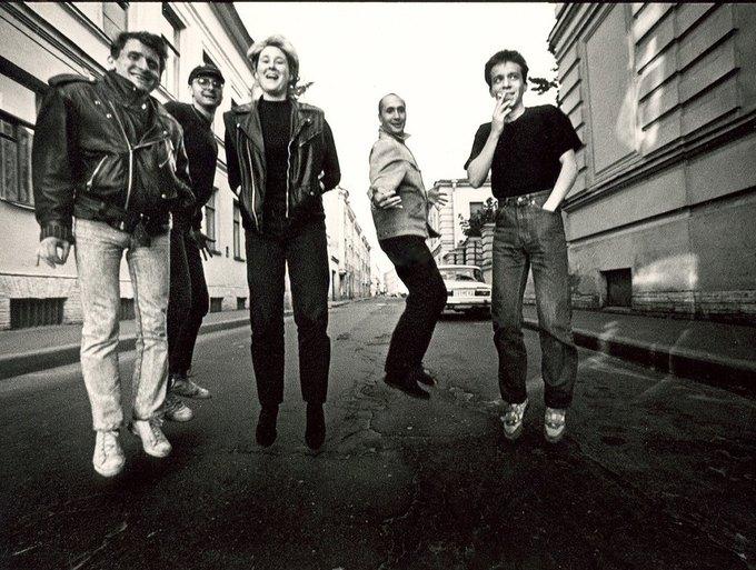 Джоанна Стингрей выложила фотоархив Ленинградского рок-клуба. Изображение № 7.
