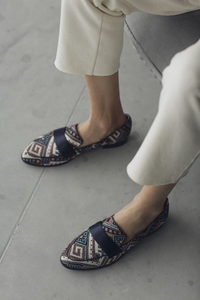 Portal и Анка Цицишвили показали совместную обувную коллекцию . Изображение № 6.