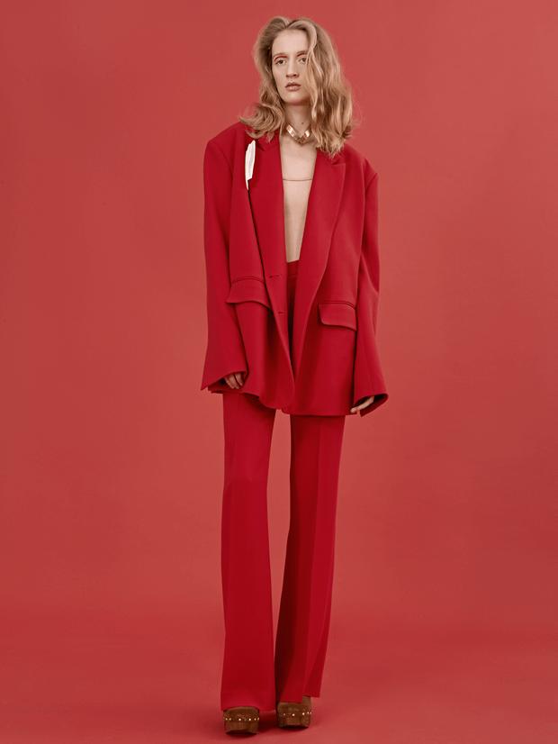 В красном цвете:  Яркие образы для  Нового года и не только. Изображение № 2.