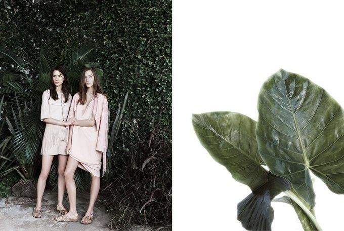 Патрик Демаршелье снял кампанию Zara. Изображение № 9.