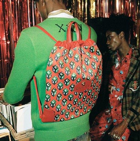 Танцуют все: Кампания Gucci, вдохновлённая 60-ми. Изображение № 24.