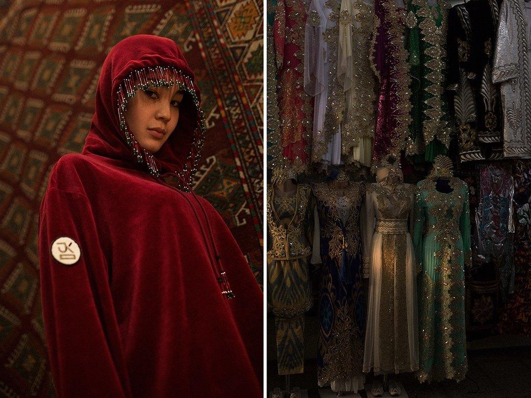 Жительницы Узбекистана в новом лукбуке J.Kim. Изображение № 5.