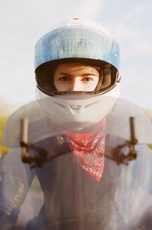 Я и друг мой мотоцикл: Девушки о мотоспорте  и своих байках. Изображение № 7.