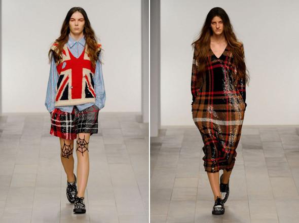 Показы на London Fashion Week AW 2011: день 5. Изображение № 8.