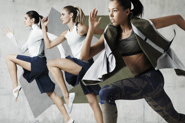 Nike представили совместную коллекцию  с Йоханной Шнайдер. Изображение № 4.
