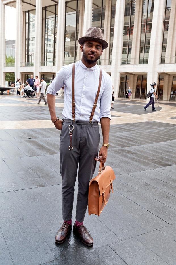 Неделя моды в Нью-Йорке. Изображение № 37.