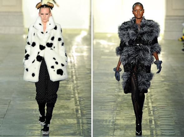 Показы на London Fashion Week AW 2011: день 3. Изображение № 20.