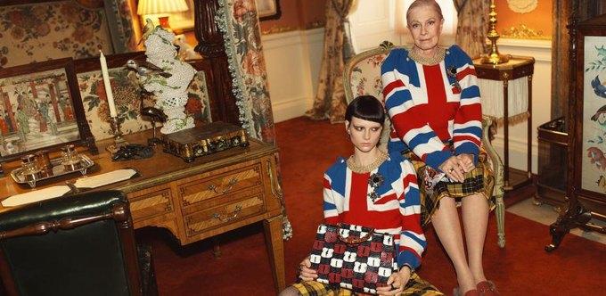 Gucci выпустили кампанию с Ванессой Редгрейв. Изображение № 4.