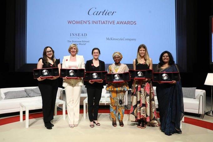 Открыт приём заявок  на премию Cartier для предпринимательниц. Изображение № 1.