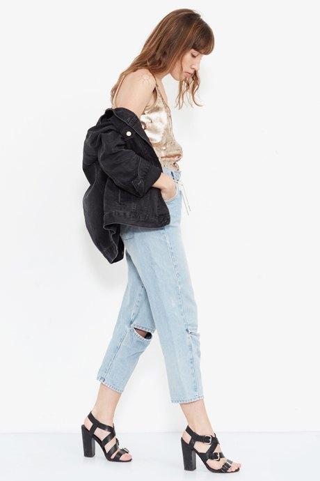 Младший редактор Vogue Олеся Седова о любимых нарядах. Изображение № 6.