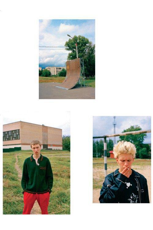 Гоша Рубчинский и Толя Титаев запустили новую марку «Рассвет». Изображение № 20.