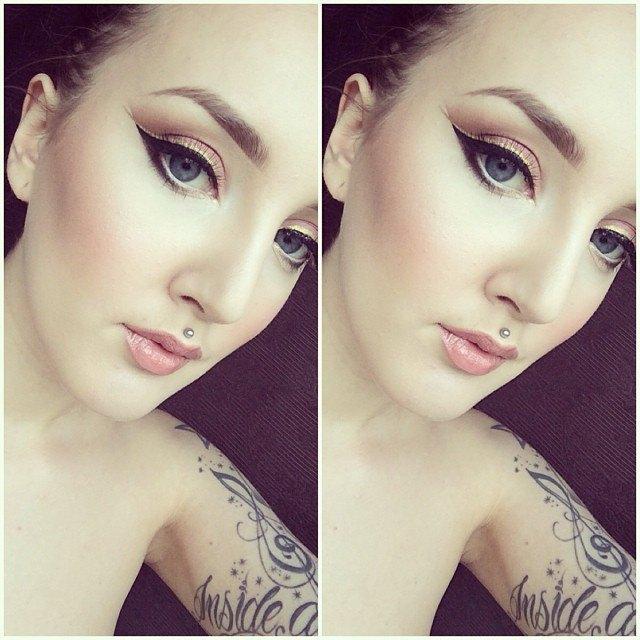 10 вдохновляющих  Instagram-аккаунтов про макияж. Изображение № 29.