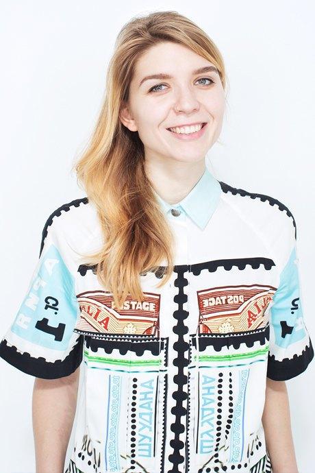 Редактор Аня Айрапетова о любимых нарядах. Изображение № 19.