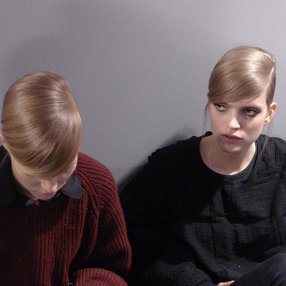 Изображение 40. Milan Fashion Week: бэкстейдж Alberta Ferretti.. Изображение № 22.