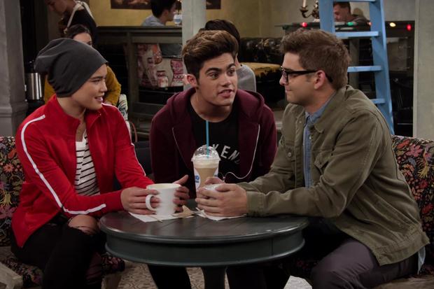 Дружба против рака: Подростковый сериал Netflix «Алекса и Кэти». Изображение № 7.