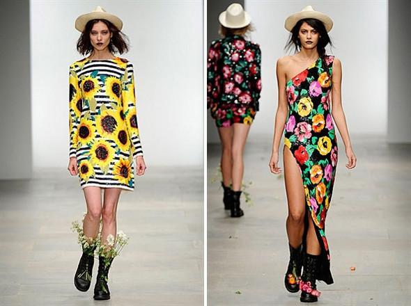 Показы на London Fashion Week SS 2012: День 2. Изображение № 3.