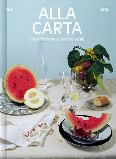13 нескучных  журналов о еде. Изображение № 7.