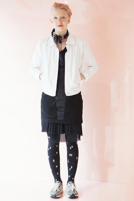 Фэшн-дизайнер Енни Алава  о любимых нарядах. Изображение № 30.