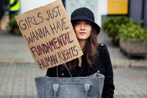 «Она прекрасна, когда злится»: Женские протесты, изменившие историю . Изображение № 7.