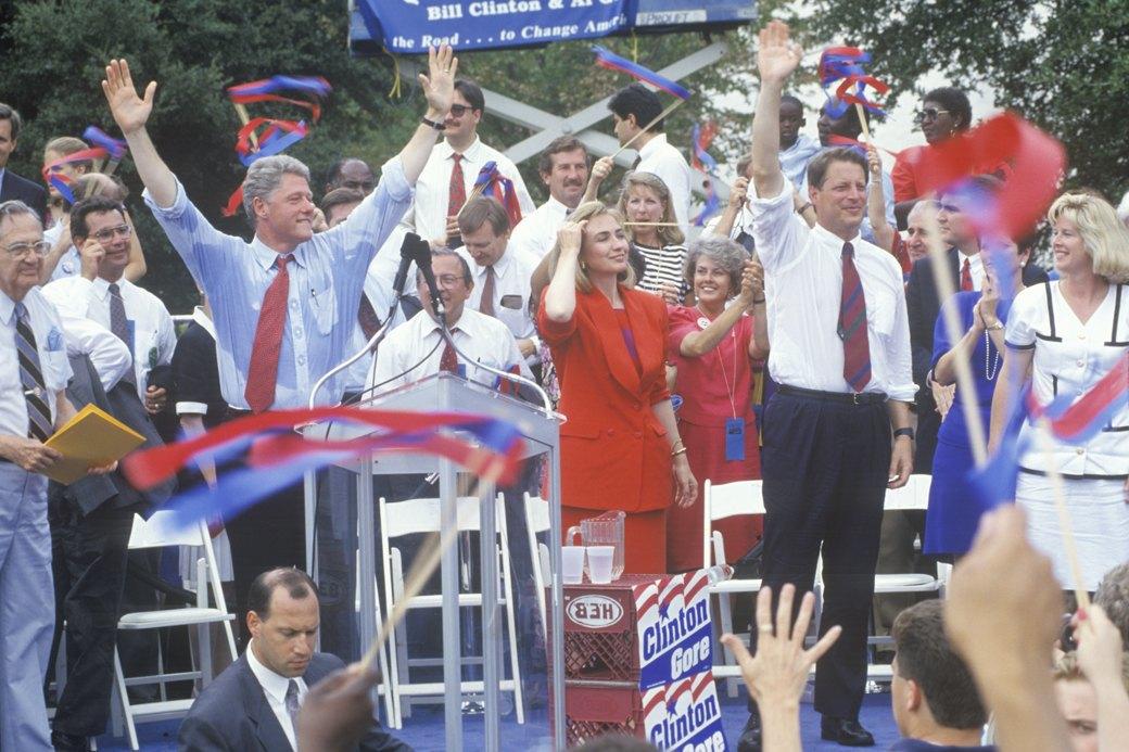 Хиллари Клинтон  и её уверенный путь  в большой политике. Изображение № 4.