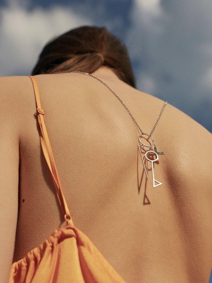 Ювелир Наталья Брянцева выпустила коллекцию, вдохновлённую Византией. Изображение № 1.