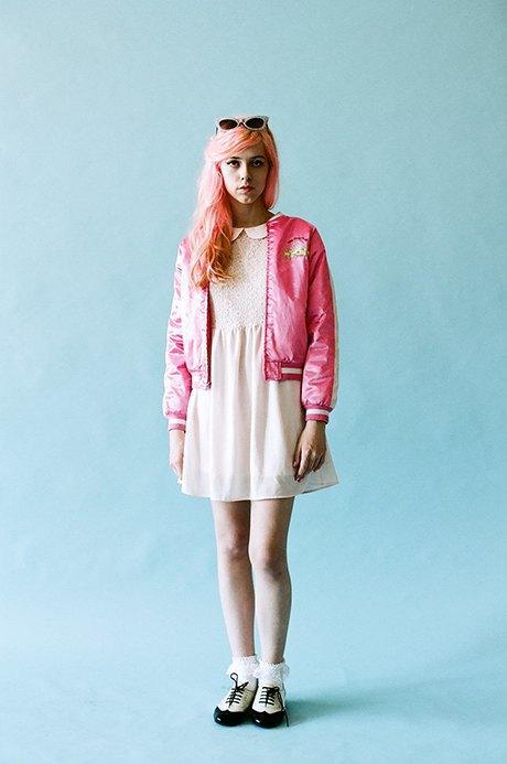 Блогер Кейли Флайт  о любимых нарядах. Изображение № 12.