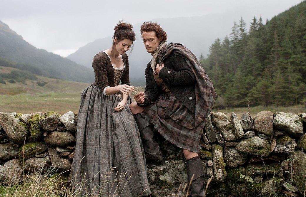 Почему нужно смотреть сериал «Outlander»  прямо сейчас. Изображение № 2.
