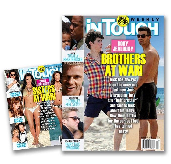 Что, если бы таблоиды обсуждали мужчин так же, как женщин?. Изображение № 5.