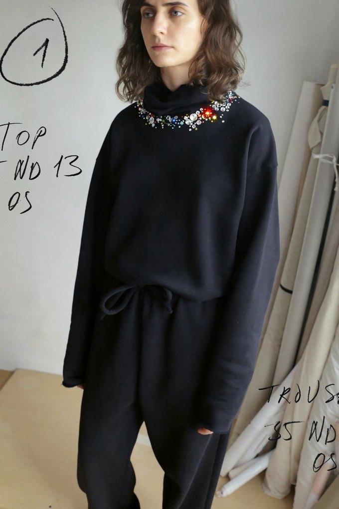 Nina Donis опубликовали лукбук новой коллекции. Изображение № 11.