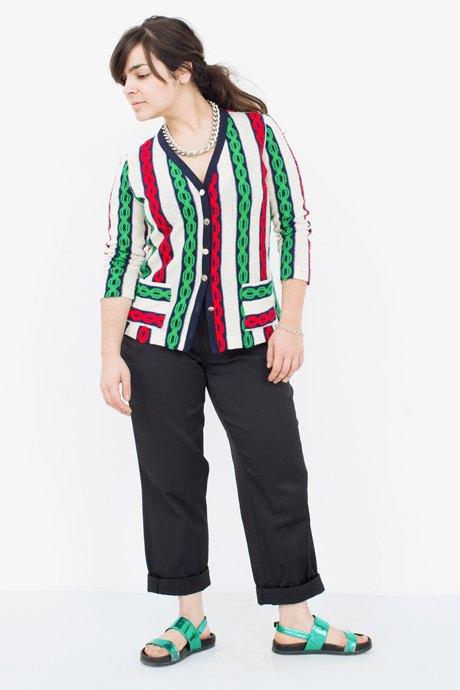Ивент-менеджер Dewar's Powerhouse Наиля Гольман олюбимых нарядах. Изображение № 28.
