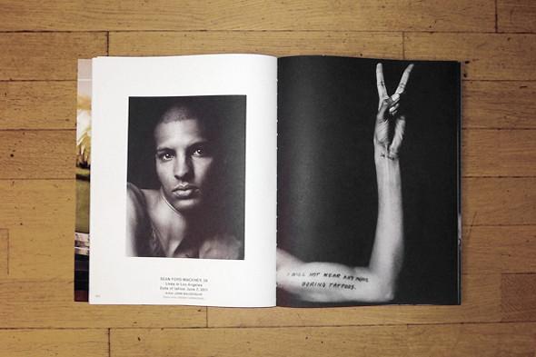 Проект «Inked», фотограф Эди Слиман. Изображение № 11.