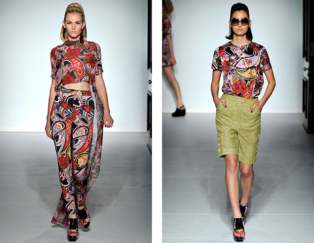 Неделя моды в Лондоне: Показы PPQ, Felder Felder, Jean-Pierre Braganza и Sass & Bide. Изображение № 1.